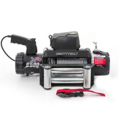 Smittybilt XRC 9.5K GEN2 Waterproof 9500lb Winch - 97495