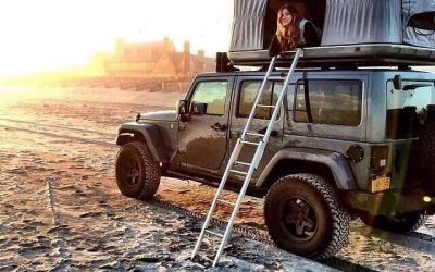 Why Jeep and Camping Go Hand in Hand