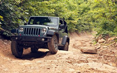 Tackle the Trails with Class-Leading Off-Road Capability