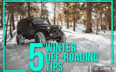 5 Winter Off-Roading Tips